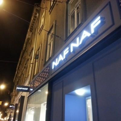 Naf Naf portal Ilica Zagreb