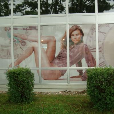Prozorske grafike Jadran čarape