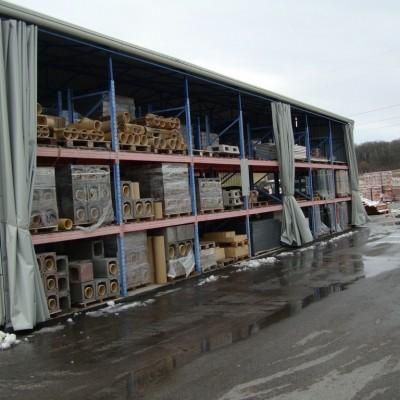 Ceradne klizne stjene za skladište