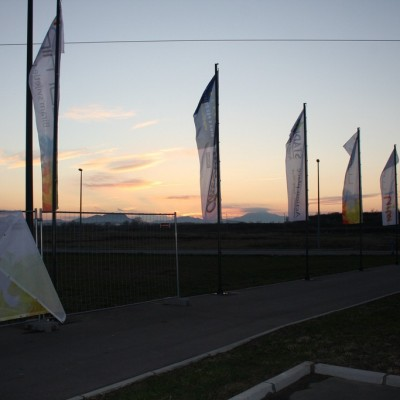 Lumini Varaždin zastave