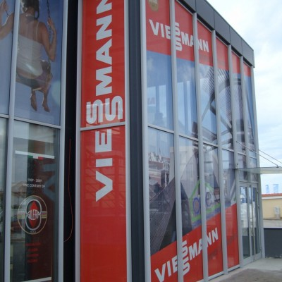 Viessmann prozorske grafike Zadar